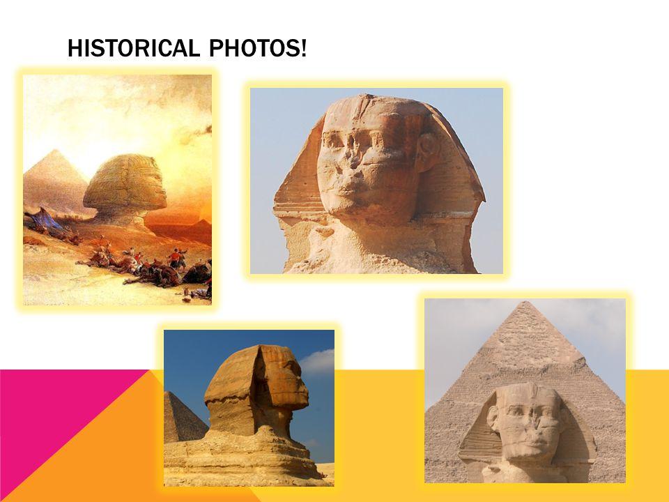 HISTORICAL PHOTOS!