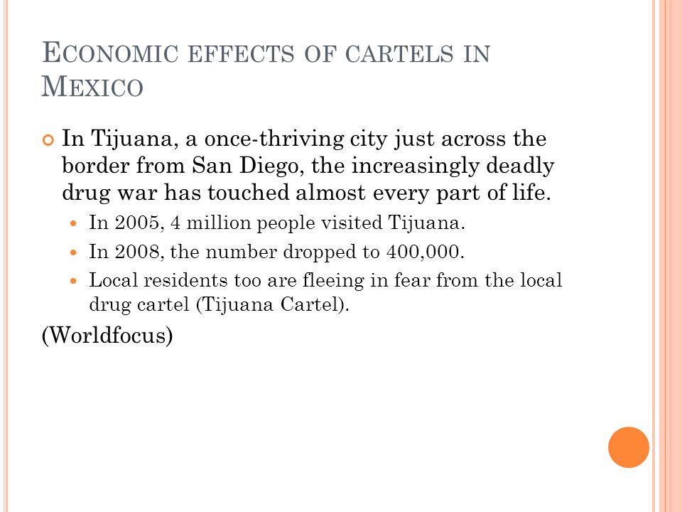 In Tijuana, a once-thriving city just across the border from San Diego, the increasingly deadly drug war has touched almost every part of life. In 200