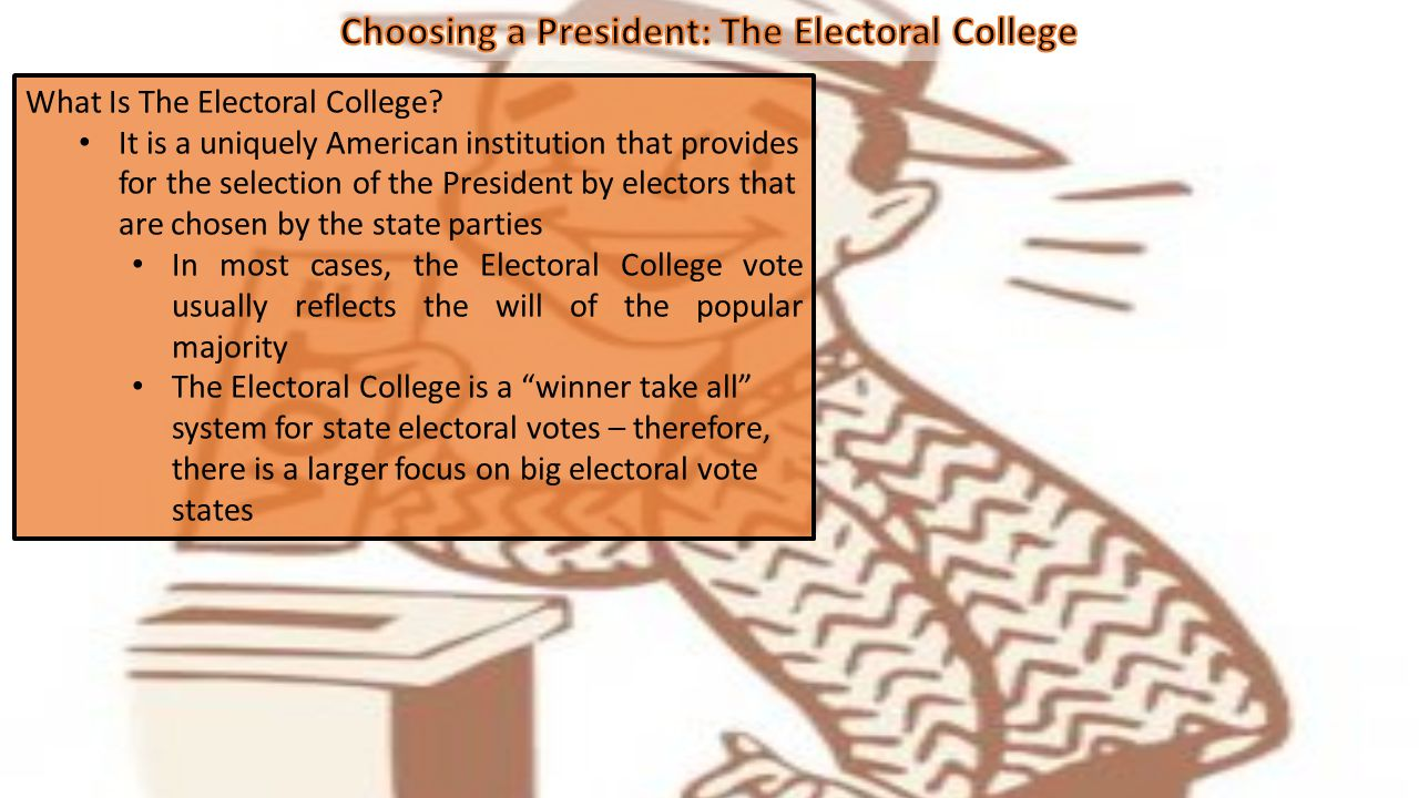 What Is The Electoral College.