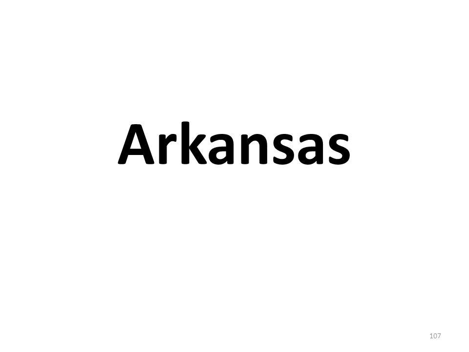 Arkansas 107