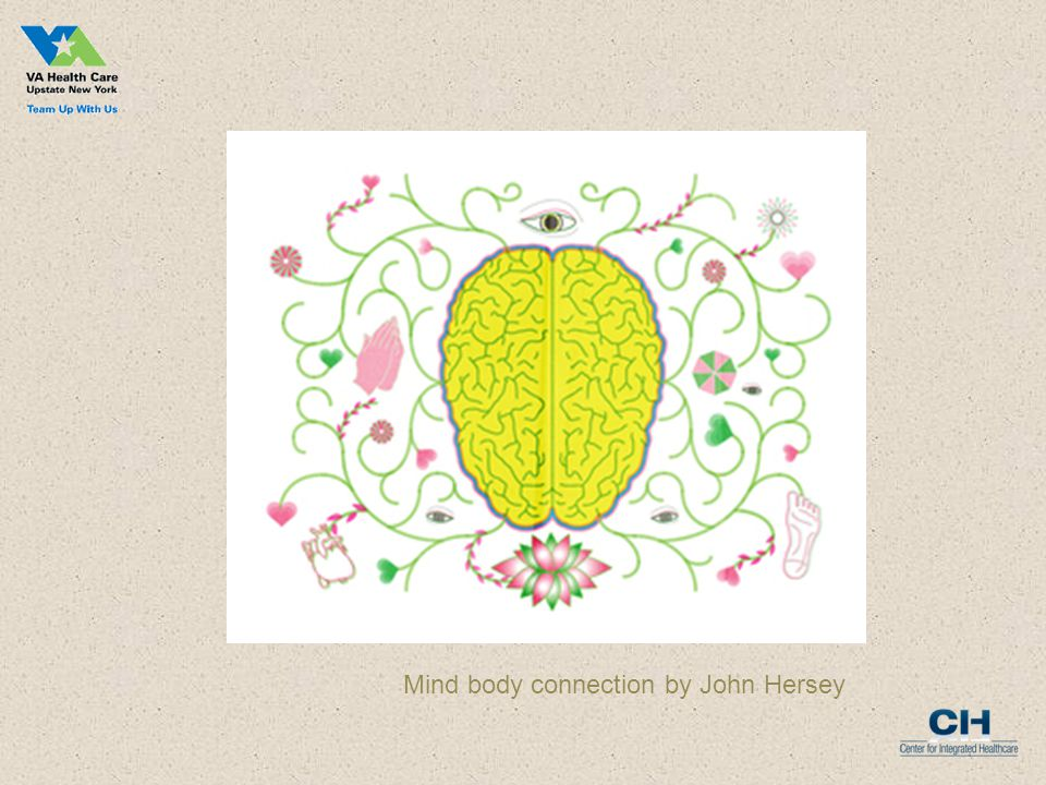Mind body connection by John Hersey