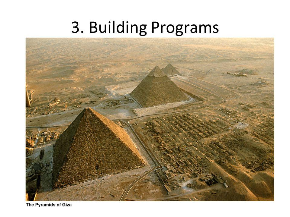 3. Building Programs