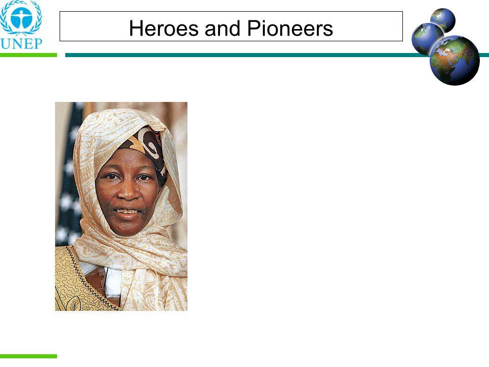 Heroes and Pioneers