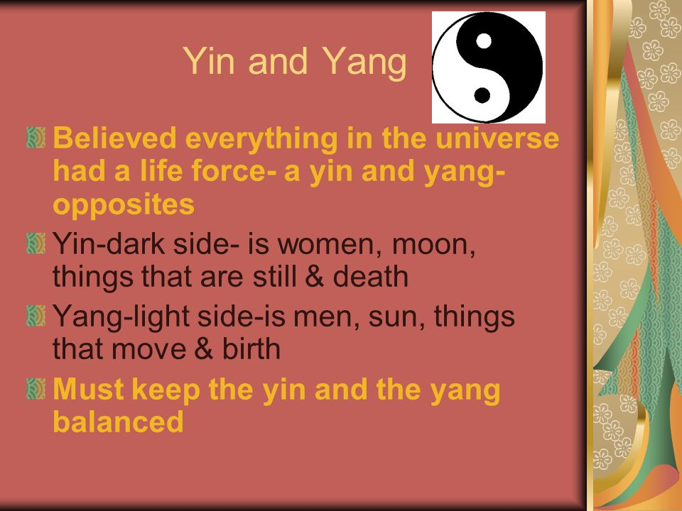 Daoism/Taoism Started by a man named Lao Tsu who lived about 600 BC Is a philosophy (way of thinking) but sometimes viewed as a religion Lao Tsu believed that people needed to go with the flow (wu-wei) let nature take its course
