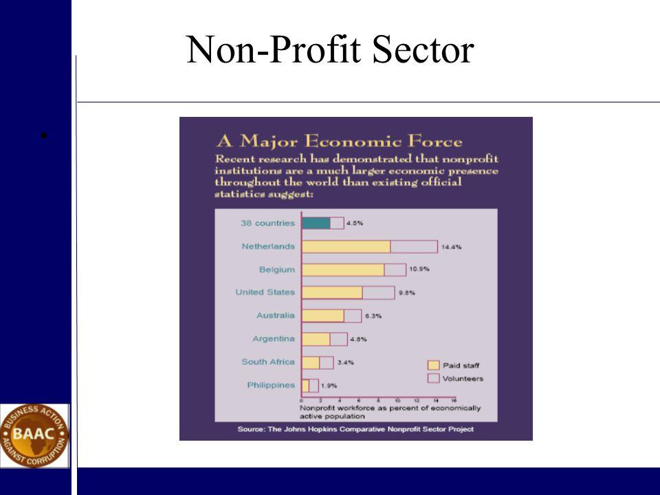 Non-Profit Sector