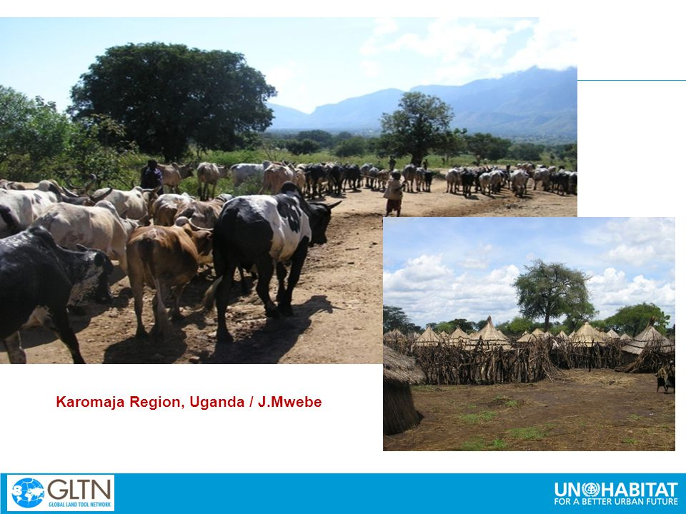 A TECHNICAL GAP IN LAND SYSTEMS DELIVERING LAND ADMINISTRATION FOR THE POOR Kisumu, Kenya / UN-HABITAT