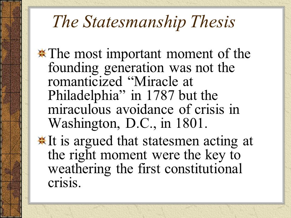 Amendment XII To avert another crisis, the 12 th Amendment was ratified in 1804.