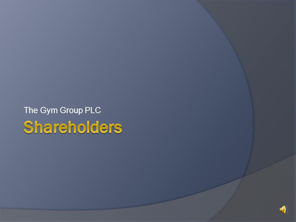 The Gym Group PLC
