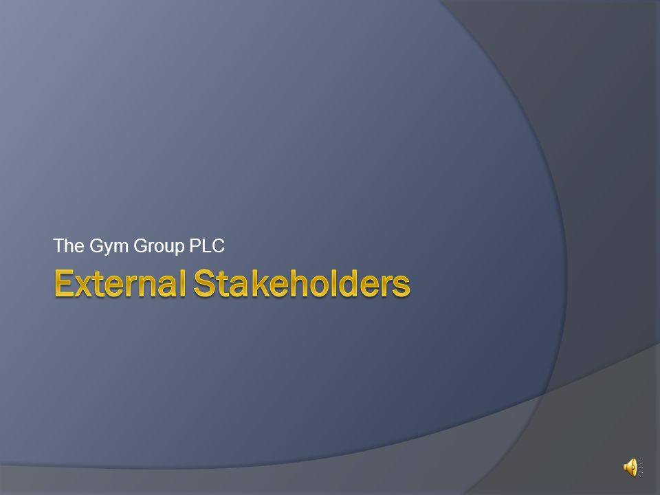 Overview of Stakeholders  Stakeholders are anyone that represents an interest in the business  Can be both internal and external  For Example: Shar