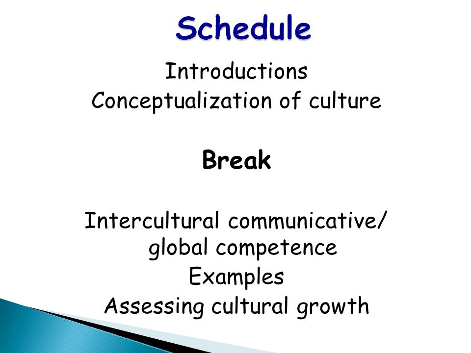 Conceptualization of culture to the PROFESSIONAL Developing GLOBAL COMPETENCE among our students FROM the PERSONAL Connection between CULTURE & LANGUAGE