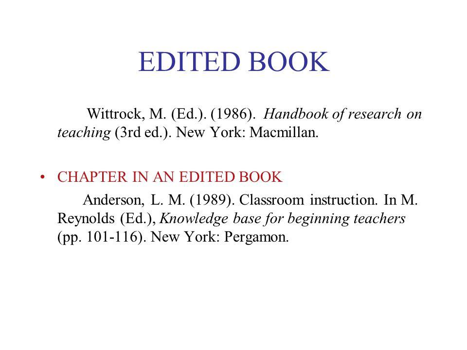 JOURNAL ARTICLE Tschannen-Moran, M., Woolfolk Hoy, A., & Hoy, W.