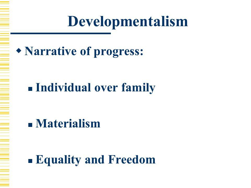 Postmodernism  Rejection of absolute or universal standards  Epistemological doubt