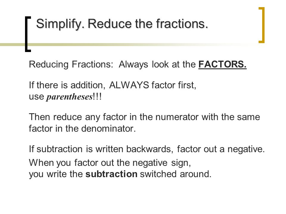 Subtract these algebraic fractions. Subtract these algebraic fractions.