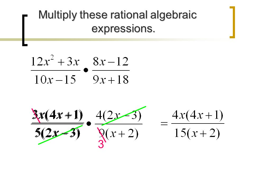 Divide these rational algebraic expressions.Divide these rational algebraic expressions.