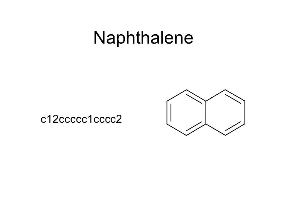 Naphthalene c12ccccc1cccc2