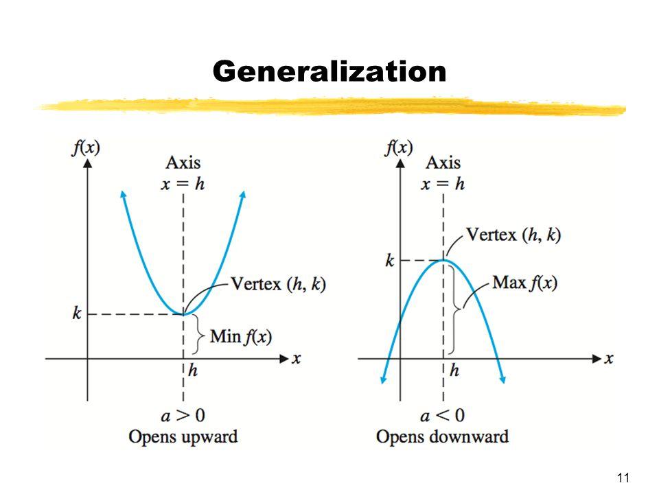 11 Generalization