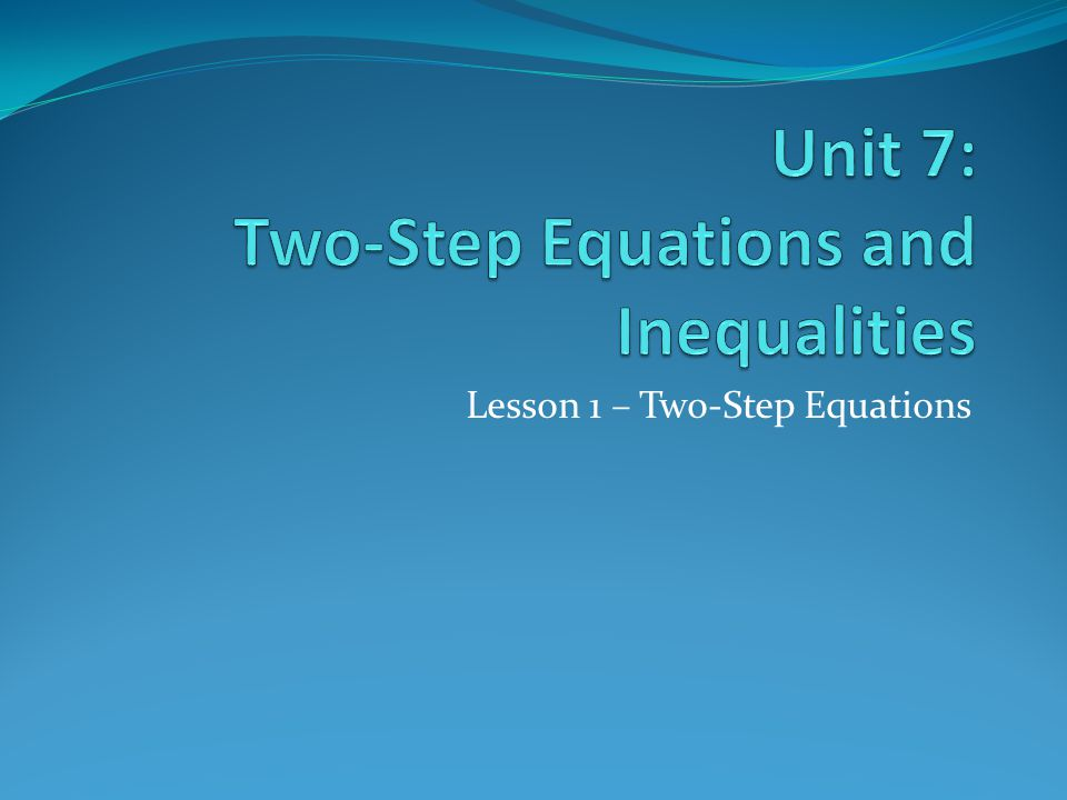 Cornell Notes Header Topic: Inequalities & Two-Step Equations (Unit 7 pg.