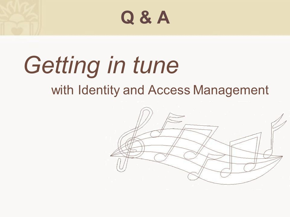 What is Identity and Access Management? Q & A