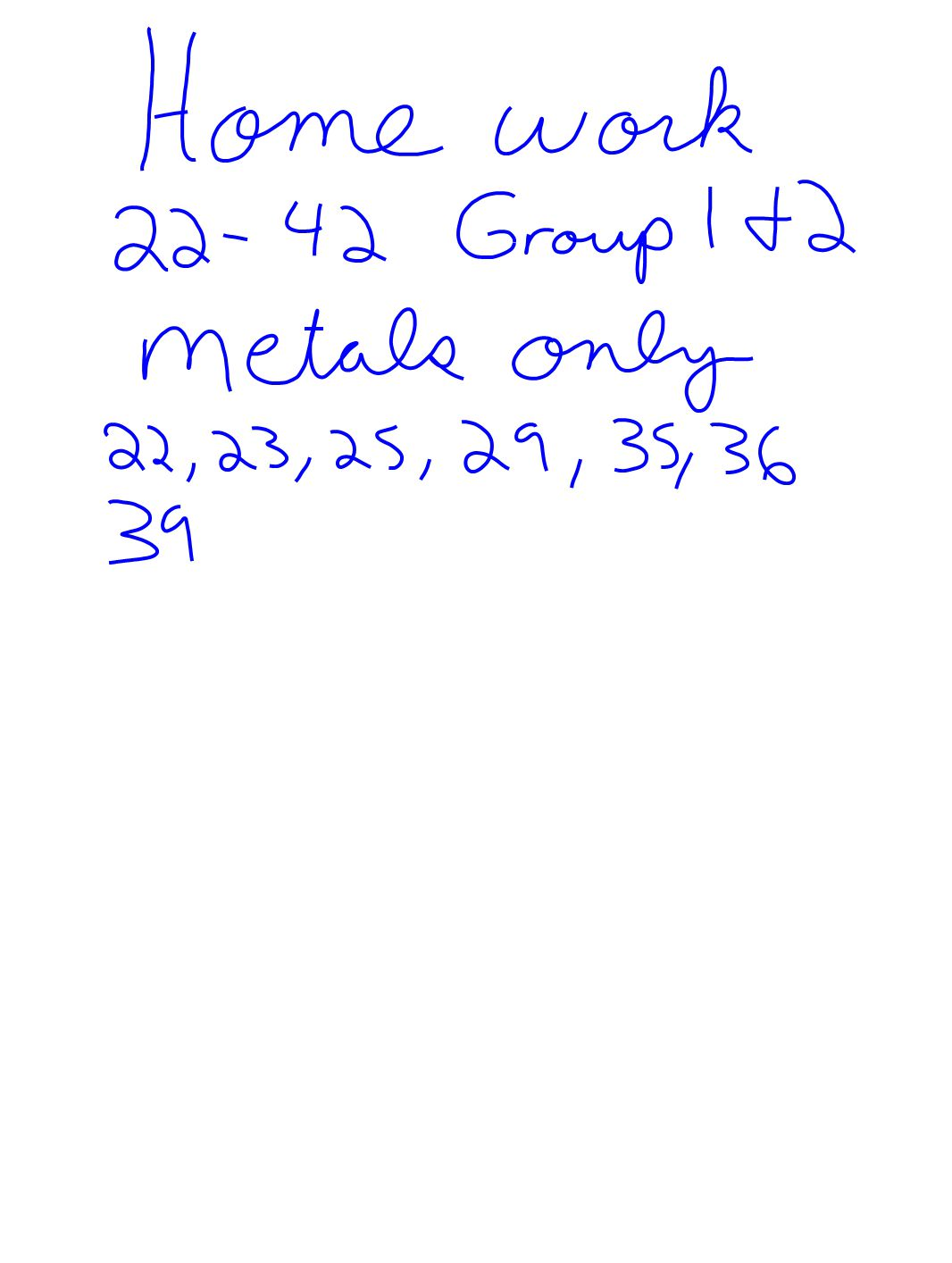 FeCl 2 FeCl 3 CrF 2 PbO Roman Numerals are needed here, because these contain Transition Metals.