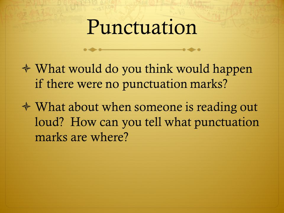 Punctuation: Underlining  Underline titles of long works such as books, magazines, albums, and movies.