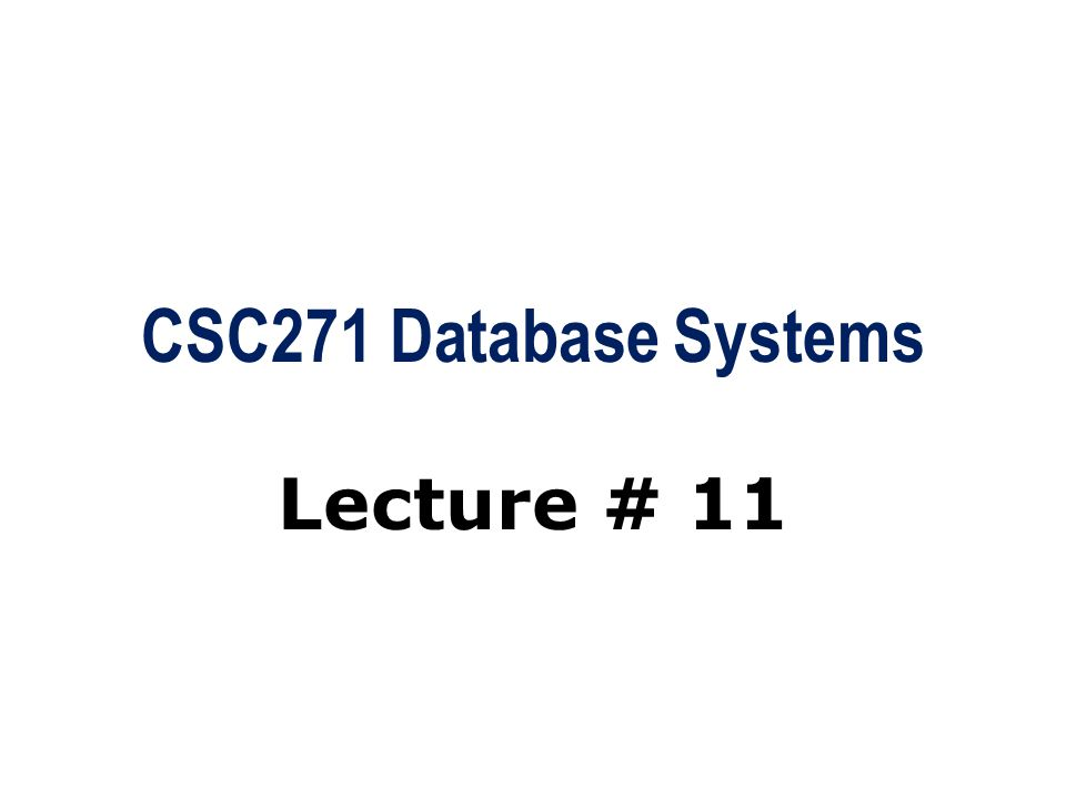 Summary: Previous Lecture  Objectives of SQL  History of SQL  Importance of SQL  Writing SQL statements  DML (Data Manipulation Language)  SELECT statement