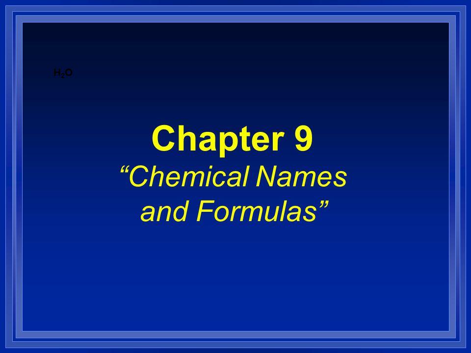 Practice by naming these: l Na 1+ l Ca 2+ l Al 3+ l Fe 3+ l Fe 2+ l Pb 2+ l Li 1+