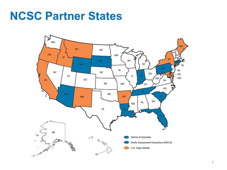 NCSC Partner States 3
