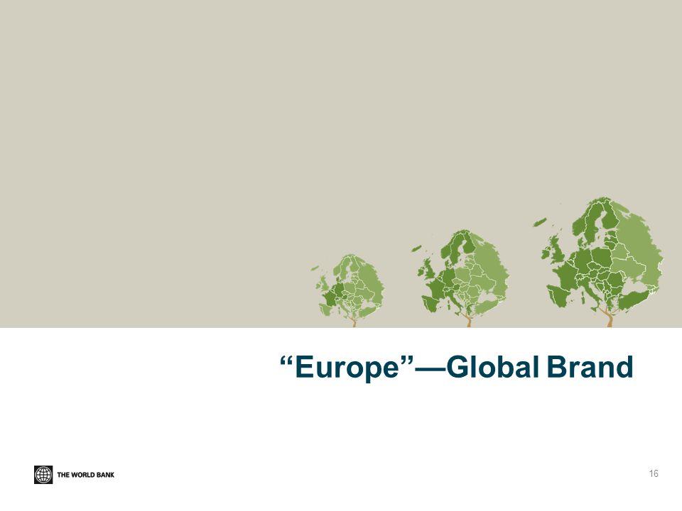 Europe —Global Brand 16