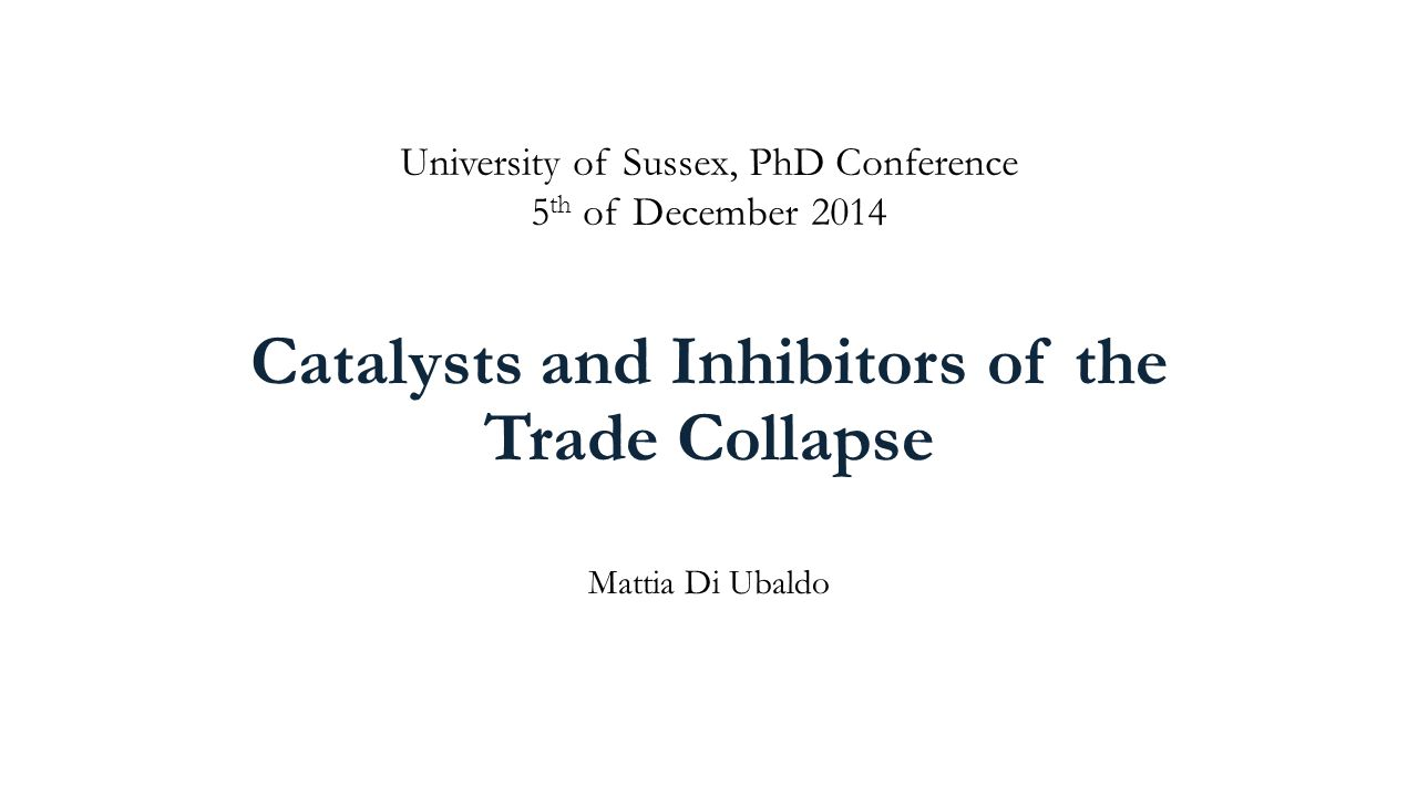 Inventory adjustments were observed to have amplified the reaction of trade (Alessandria et al.