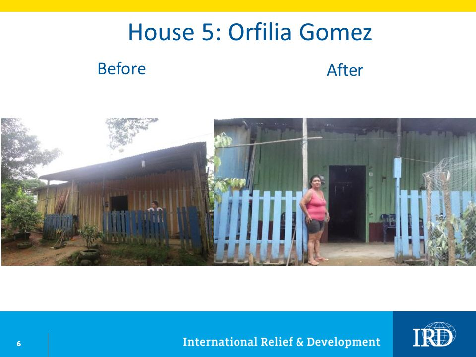 17 House 16: Bellanid Ortiz Before After