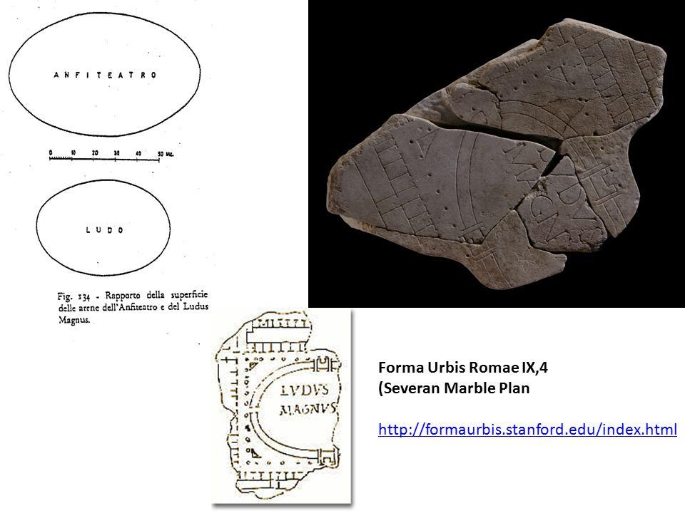 Forma Urbis Romae IX,4 (Severan Marble Plan http://formaurbis.stanford.edu/index.html