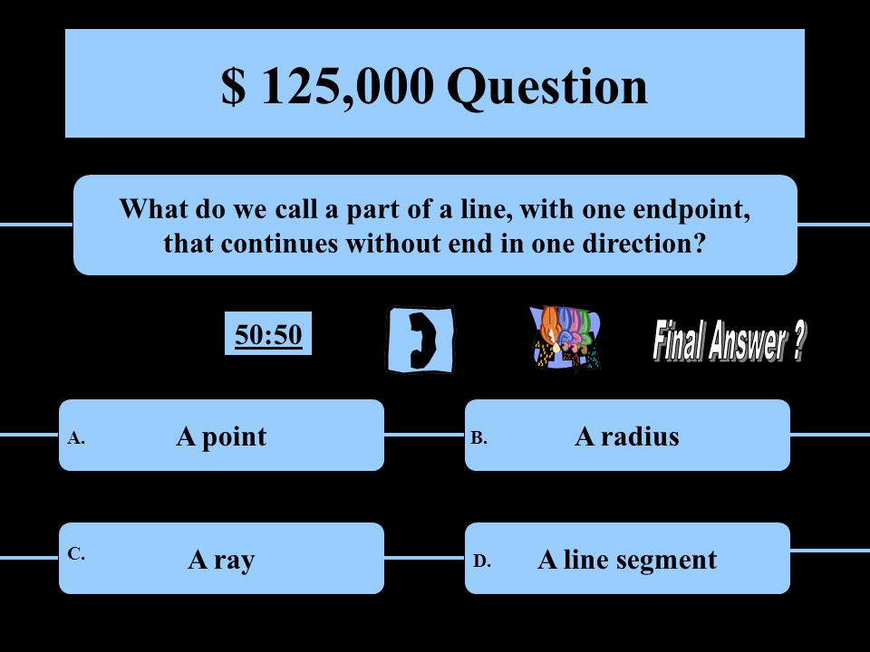 $ 64,000 Question What are the three measures of central tendency.