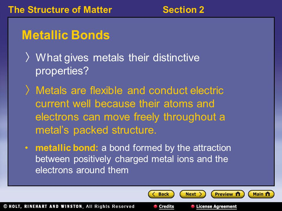 The Structure of MatterSection 2 Visual Concept: Comparing Ionic and Molecular Compounds