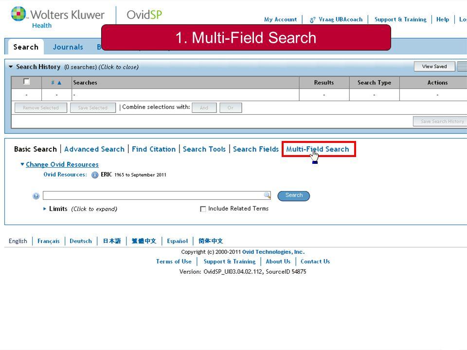 Boolean operators5 children Sample search : children and the internet First element is children