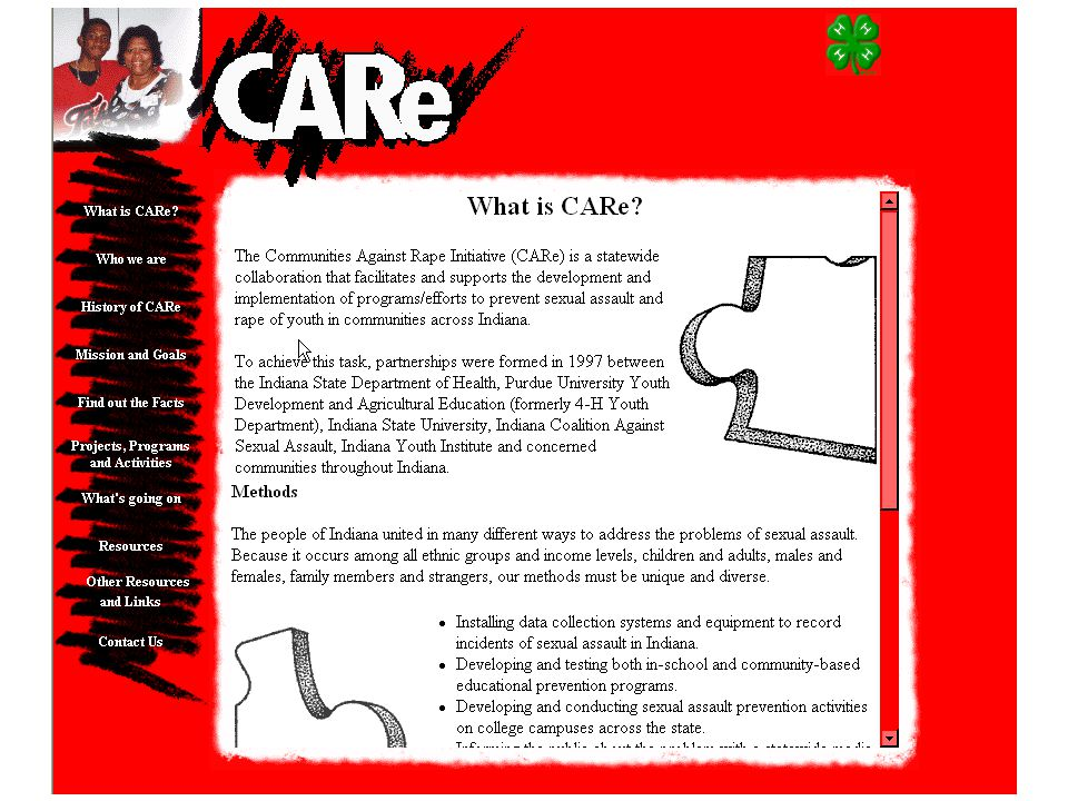 CARE – Who is CARE?