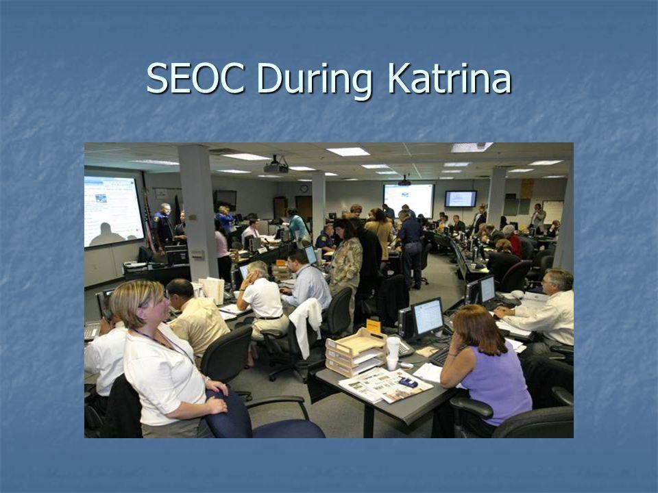 SEOC During Katrina