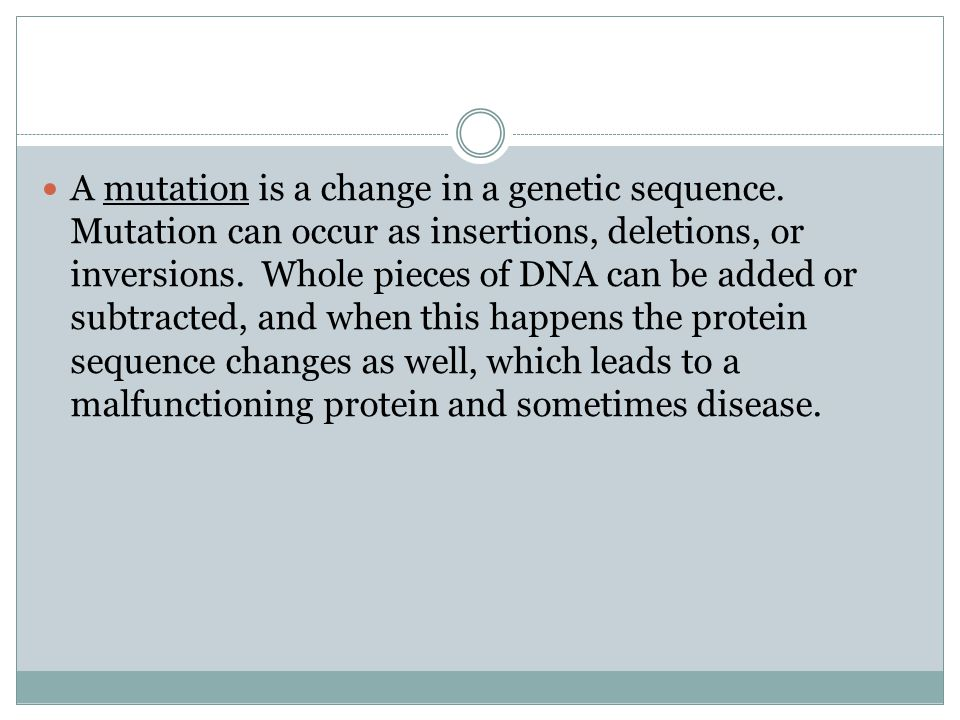 5. Which of the following is the first step in protein synthesis.