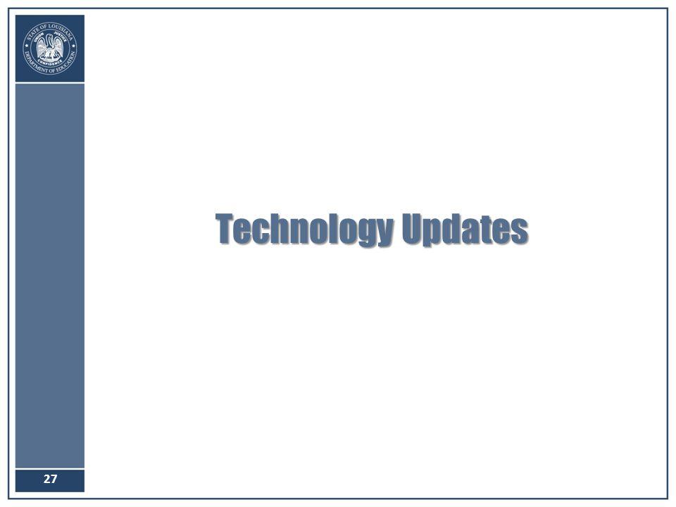 Technology Updates 27