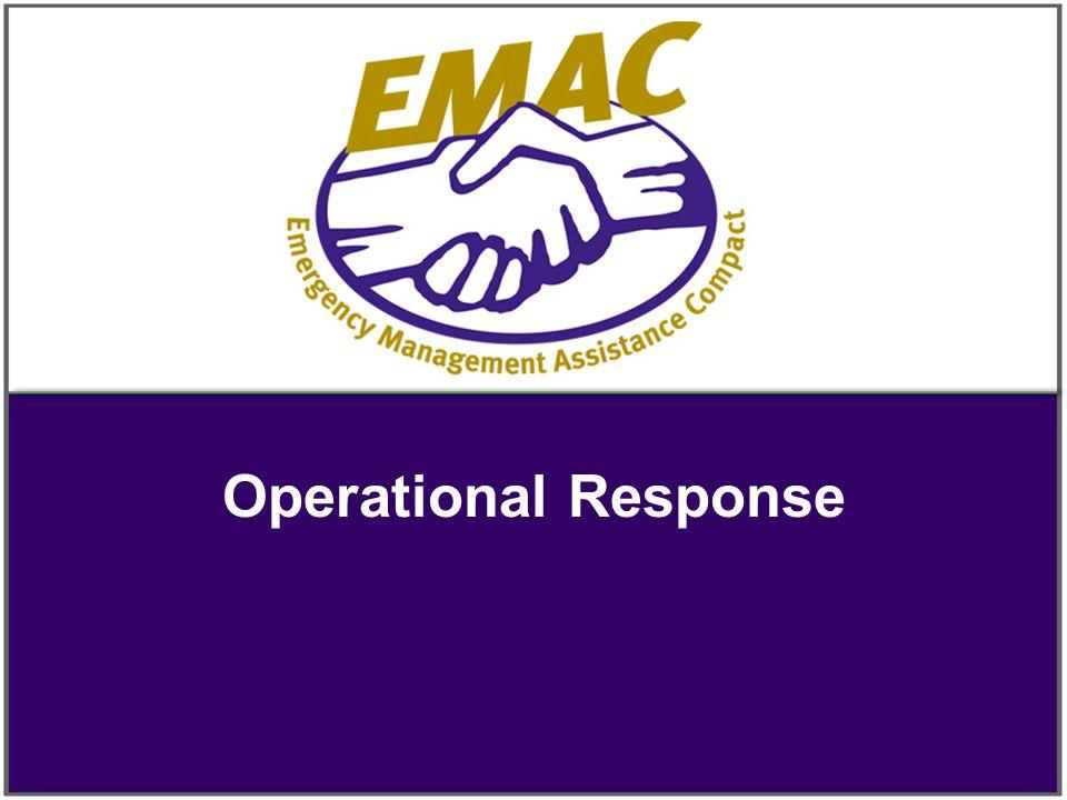 Operational Response