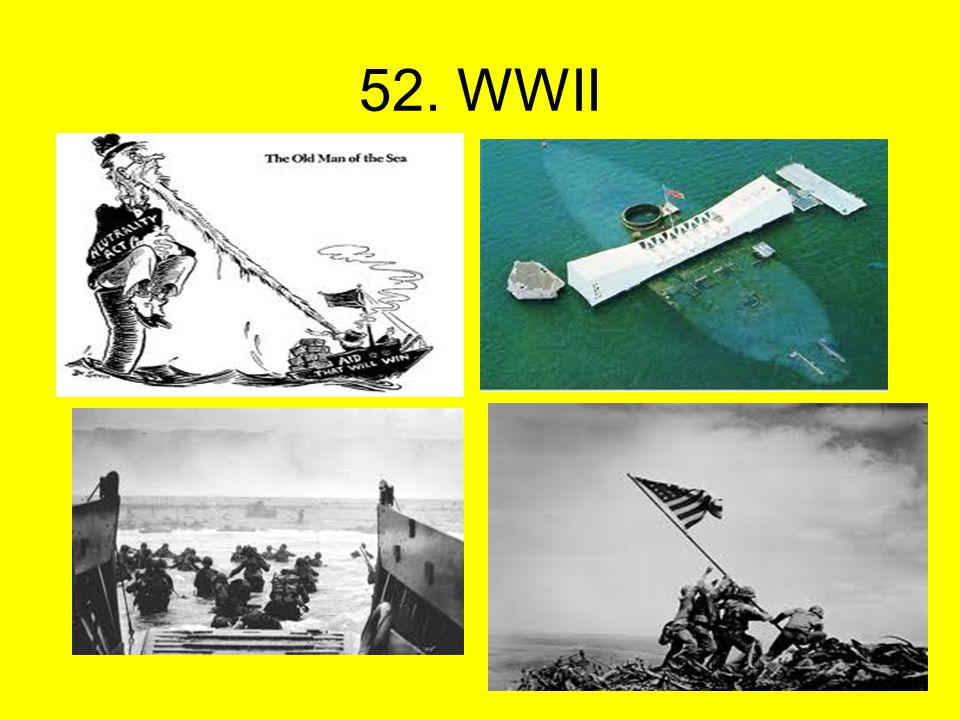 52. WWII