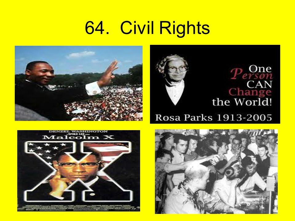 64. Civil Rights