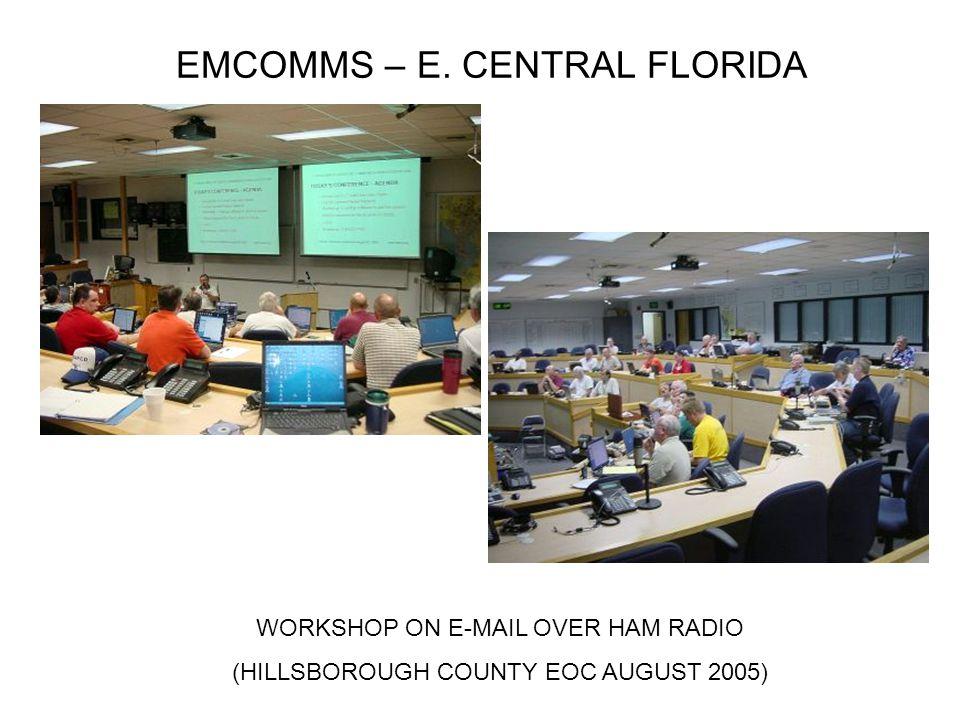 EMCOMMS – E.