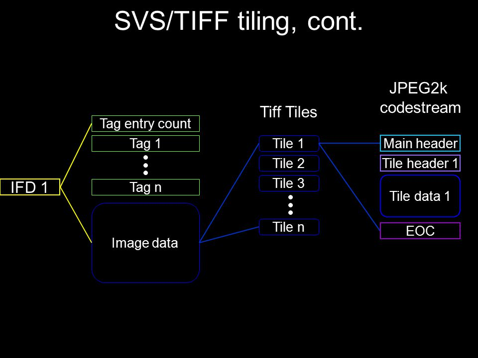 SVS/TIFF tiling, cont.