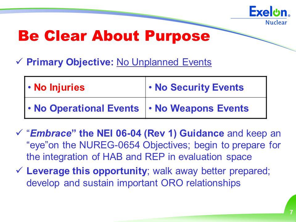 48 CONTACT INFORMATION Sue Perkins-Grew, Nuclear Energy Institute (NEI) 603.773.7278 spg@nei.org Steve Mannix, Exelon 610.765.5590 stephen.mannix@exeloncorp.com Jon Christiansen, NJ State Police 609.963.6900, ext.