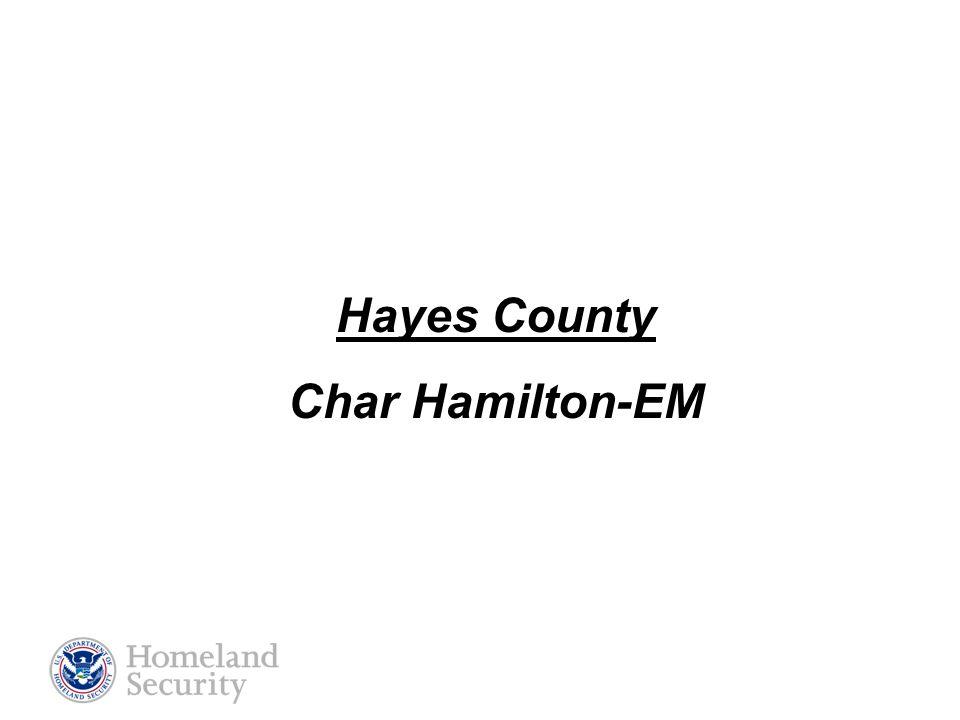 Chase County Paul Kunnemann-EM Bill Bischoff-Deputy EM
