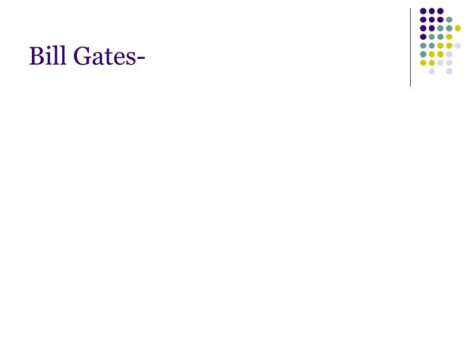 Bill Gates-