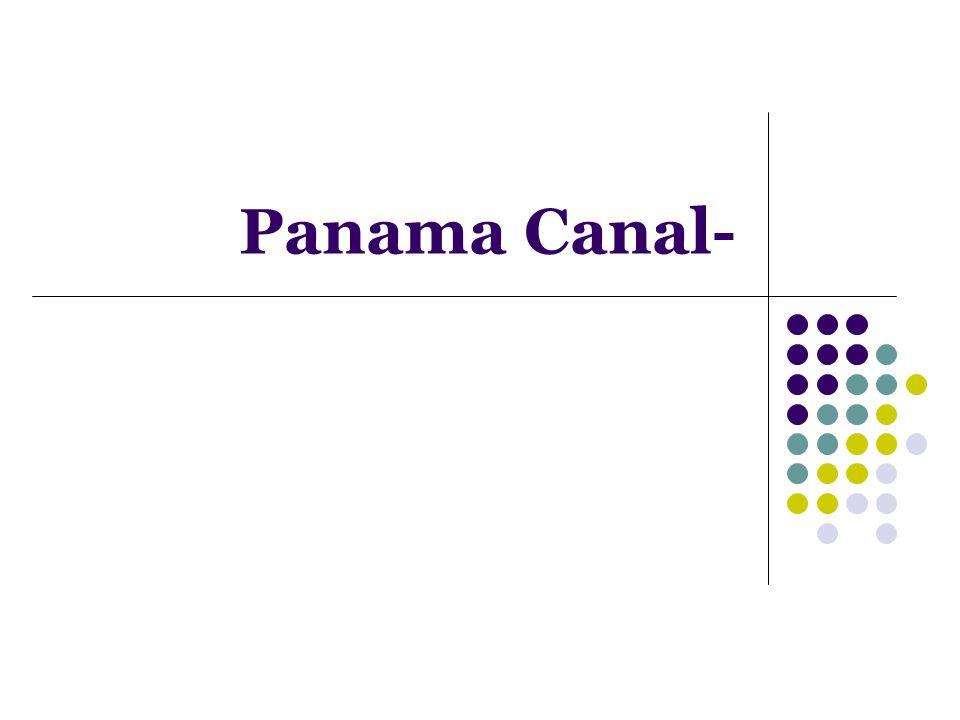 Panama Canal-