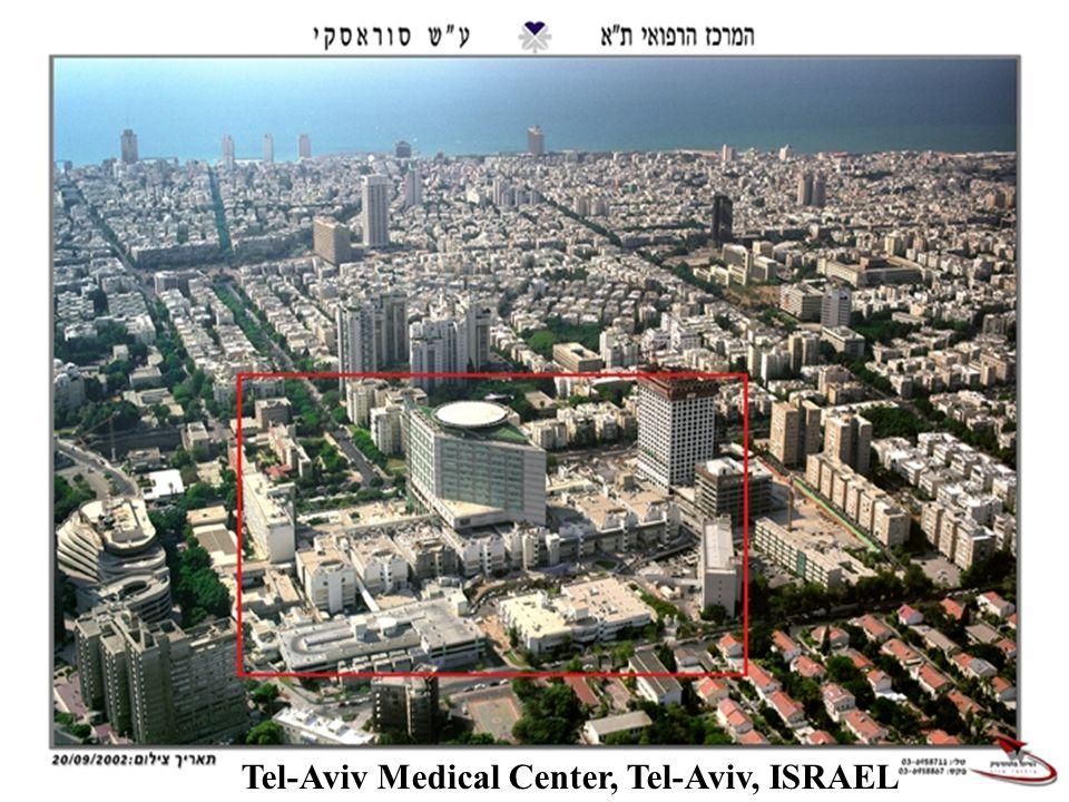 Tel-Aviv Medical Center, Tel-Aviv, ISRAEL