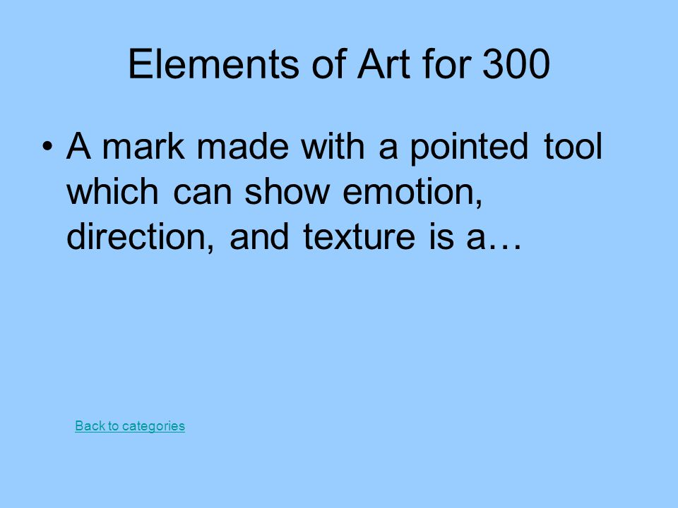 Color Theory for 400 What does monochromatic mean? Back to categories