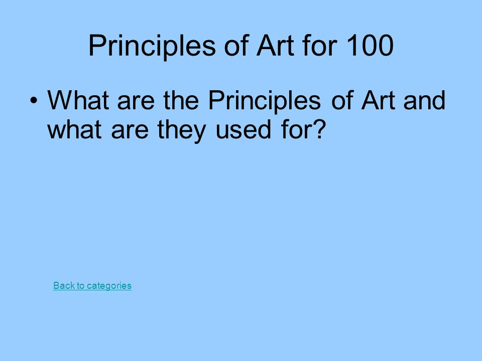 Styles of Art for 100 What style of art is this: realistic, abstract, or non-objective.